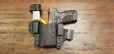 T.Rex Arms XDS 3.3 Sidecar Appendix Rig Kydex Holster Left Hand