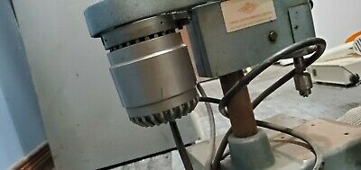 Fine Swiss Type Precision Drill Press By German Mfg. Schlenker