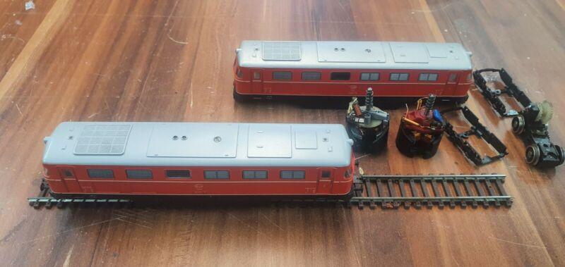 ÖBB 2050 Kleinbahn mit Ersatzteilen. Analog