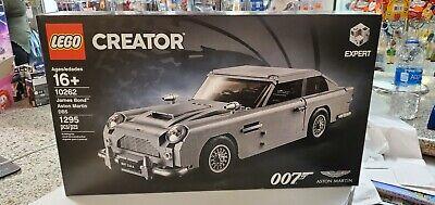 Lego Creator 10262 James Bond Aston Martin DB5 - Factory Sealed