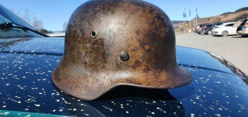 German helmet WW2 - M40
