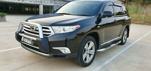2013 TOYOTA KLUGER. EXCELLENT CONDITION.