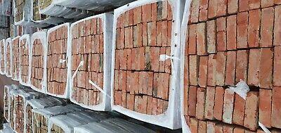 Reclaimed Wire Cut Brick