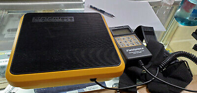 Used 1x Fieldpiece Srs1 Residential Light Commercial Refrigerant Scale With Case