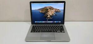 """MacBook Pro 13"""" Retina 2013 Intel i5 8Gb Ram 500Gb Ssd 1.5Gb Graphics"""