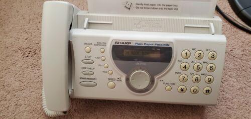 USED Sharp UX-P115 fax machine