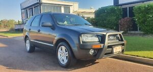 2006 FORD TERRITORY GHIA 4x4 7 SEATER AUTOMATIC Durack Palmerston Area Preview