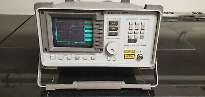 Hp 8145a Optical Time Domain Reflectometer Opt. 002