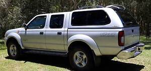 UTE CANOPY BRAND NEW fits Navara D22 Long Style side Tub Brisbane City Brisbane North West Preview
