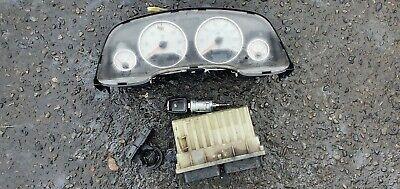 Vauxhall Zafira A 2.0 DTI Ignition barrel key barrel transponder ECU KIT