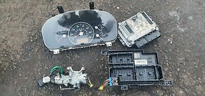 Kia Carens MK2 2.0 diesel ECU ignition barrel key transponder engine ECU