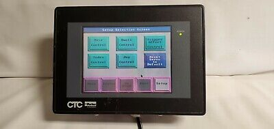Ctc Parker P11-314dr Color Touchscreen