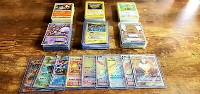 MYSTERY 25 POKEMON CARD LOT- ALL HOLO/FULL ART/REVERSE + Bonus Booster Pack!!