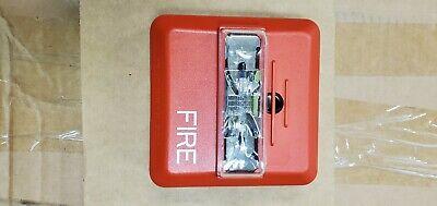 Siemens Zh-hmc-r Fire Alarm Horn Strobe