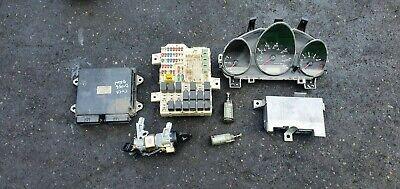 Mitsubishi Colt CZ2 MK6 1.3 petrol ignition barrel key transponder engine ecu