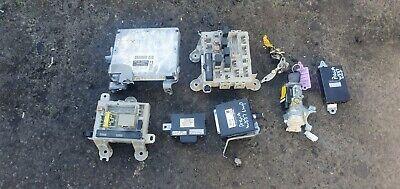 Toyota Previa MK2 2.4 petrol ignition barrel key transponder engine ecu kit