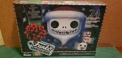Funko Advent Calendar: The Nightmare Before Christmas - 24 Pocket Pop! Vinyl Fi