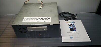 Ultracade Jamma Arcade PC, 263 Games, CGA/ VGA, Manual