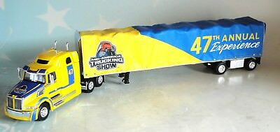 Dcp Mid America Trucking Show March 23 25 2018 Louisville Ky 1 64 Diecast 34130