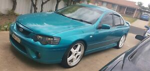 Ford Bf xr6 mrk2 6 speed auto swap