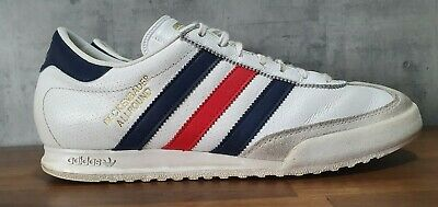 Adidas  Beckenbauer Allround jeans London kegler zx men's trainers Size 8