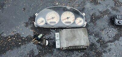 Chrysler Grand Voyager MK4 2002 3.3 ignition barrel key transponder engine ecu