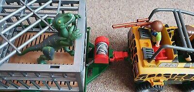 Playmobil Dino Safari Truck 4175