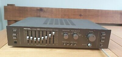 Rotel RA-1000 Stereo Amplifier