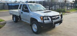 2011 Holden Colorado DX 4x4 TURBO DIESEL LOW KMS Williamstown North Hobsons Bay Area Preview