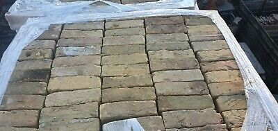 Reclaimed Buff Bricks (imperial)