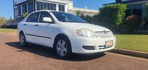 2007 TOYOTA COROLLA ASCENT AUTOMATIC Durack Palmerston Area Preview