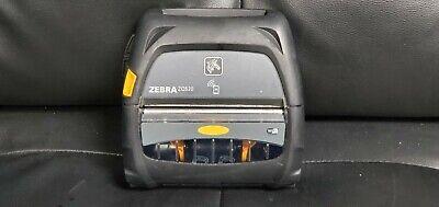 Zebra Zq520 Zq 520 Mobile Bluetooth Thermal Receipt Printer Portable