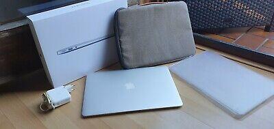 "Apple MacBook Air 13,3"" Laptop - MJVE2D/A-1466 (2015, Silber) segunda mano  Embacar hacia Argentina"