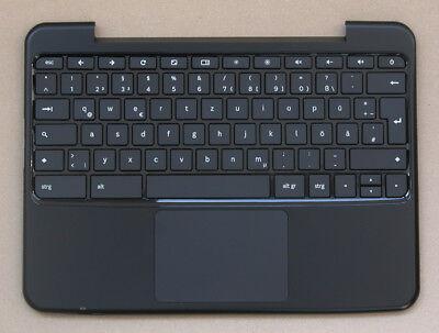 TopCase f. Samsung Chromebook XE500 XE500C21-H02DE UMTS Tastatur DE Handauflage segunda mano  Embacar hacia Spain
