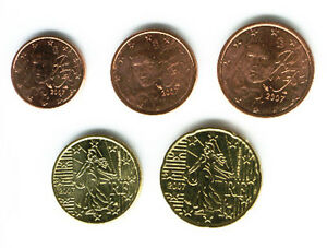 France-2007-Set-of-Euro-Coins-UNC