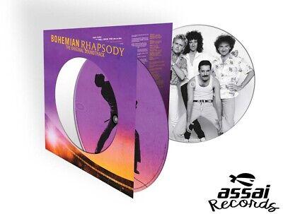 Queen Bohemian Rhapsody OST Picture Disc Vinyl LP New RSD 2019