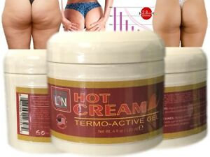 Anti Cellulite Intensive Fat Burning Cream Gel Firm Hot Body Slim Weight Loss 4z