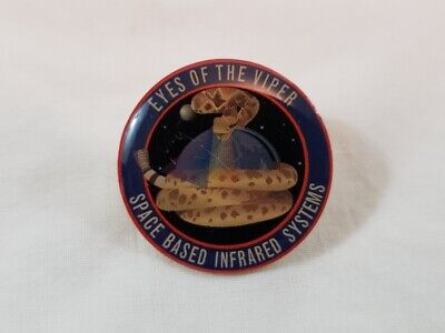 Eyes of the Viper Hat Pin