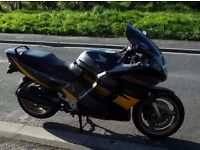 Honda CBR1000F 1995 Excellent condition for age - needs couple of minor jobs for MOT