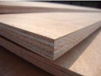 12mm shuttering plywood C+/C 2440x1220mm