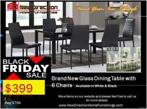 Black Friday Sale Starting NOW@New Direction Home Furnishings! Shop Today & Save More!