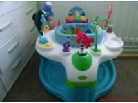 Einsten baby activity centre ocean