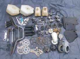 Mini moto parts job lot Happy to sell parts separately or as a job lot