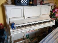 Free upright piano! Must pick up in your vehicle asap.