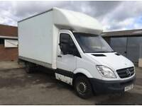 Mercedes Sprinter Box Van 311cdi 2007