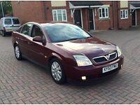 2004 (53) Vauxhall Vectra 2.2 DTI ELEGANCE CHAIN DRIVEN