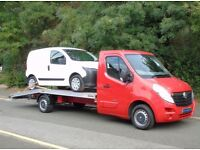 SELF DRIVE CAR TRANSPORTER HIRE Drive yourself Only £105 per day Insurance and 250 miles included
