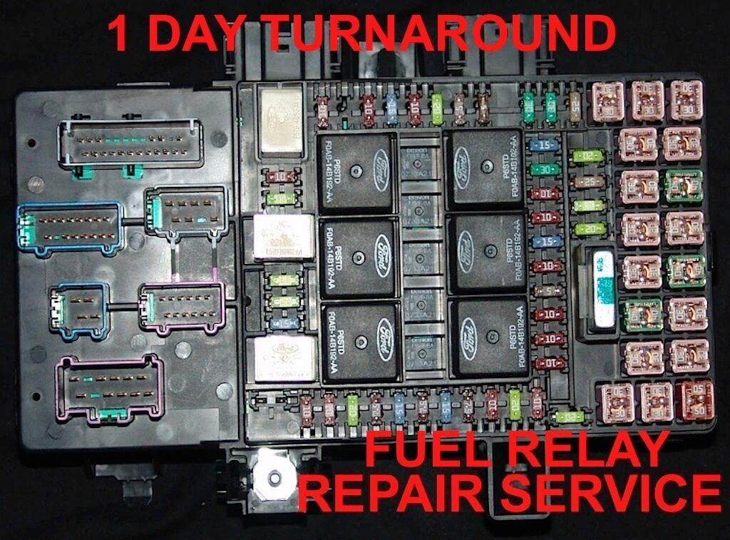 2003 Expedition Fuse Box Price : A  expedition navigator fuse box repair service