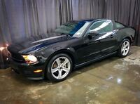 2012 Ford Mustang V6 Coupe Manual