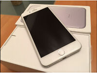 iPhone 7 Plus 32GB - SILVER - only £575 .. No Offers , No Timewasters....